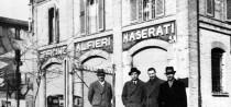 100 лет maserati на десяти фото