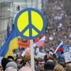 «Марш мира» в Москве собрал десятки тысяч участников